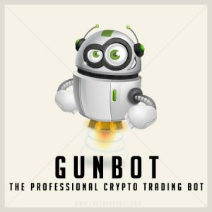 Gunbot - professional trading bot for Binance, Bittrex, Poloniex and more