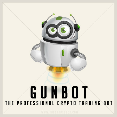 Buy Gunbot - the automated crypto trading bot