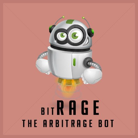 Buy bitRage - the automated arbitrage trading bot