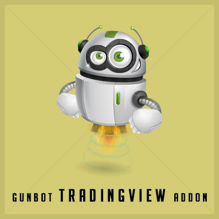 TradingView Alerts Add-on for Gunbot