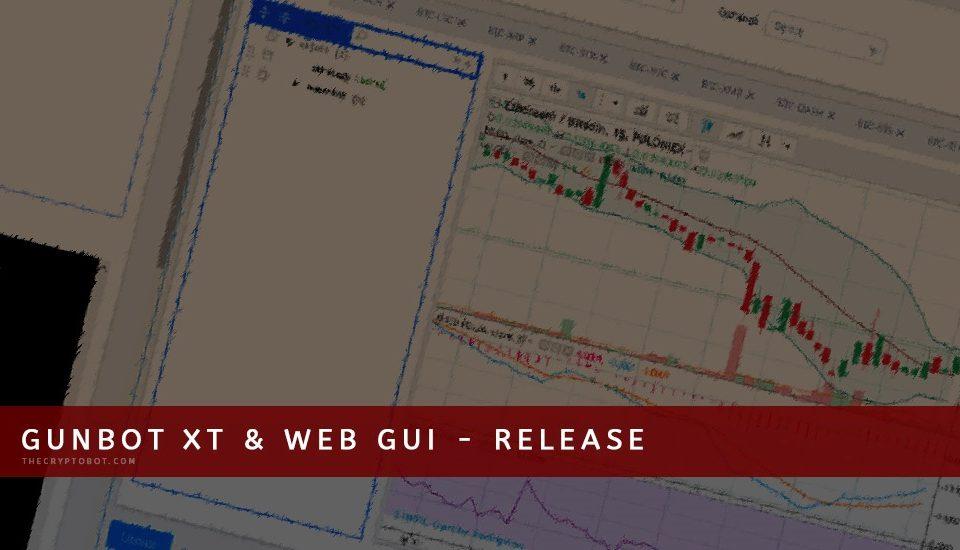 gunbot xt & web gui - release