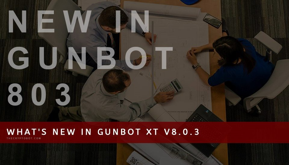 Gunbot - The Crypto Trading Bot - Trade Crypto While You Sleep!