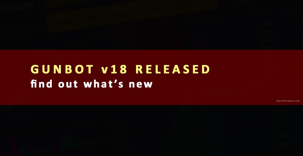 Gunbot v18 Released