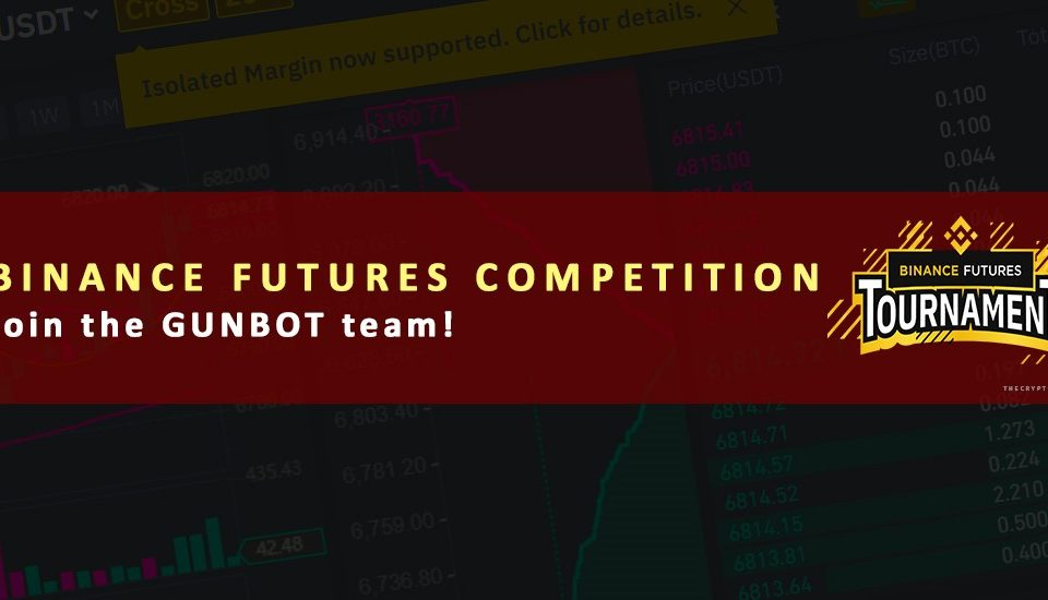 Gunbot - Binance Futures Competition 2020