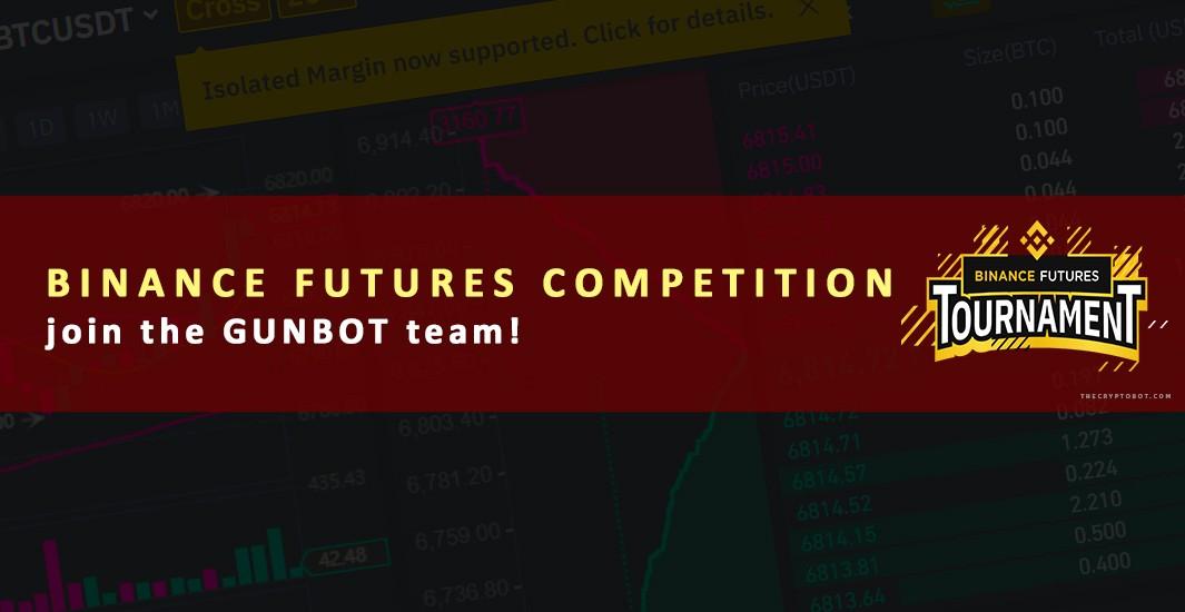 Gunbot - Binance Futures Competition 2020