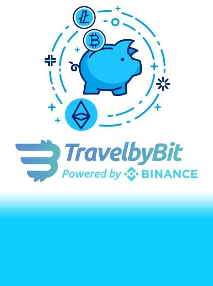 Crypto Cash back - TravelByBit